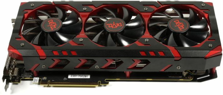 Image 2 : Test : PowerColor RX Vega 64 Red Devil, excellente !