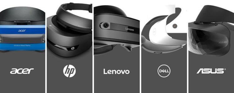 Image 1 : Windows Mixed Reality : casques officiellement compatibles avec SteamVR