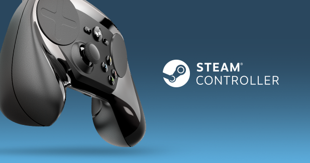 Image 1 : Valve active le Bluetooth LE sur son Steam Controller
