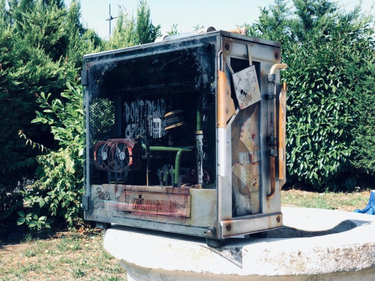 Image 1 : Photos : incroyable mod de PC Walking Dead, made in France