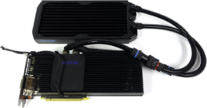 Image 2 : Alphacool Eiswolf GPX Pro : kits de watercooling AiO extensibles pour GeForce RTX