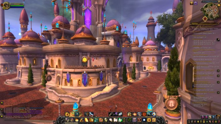 Image 19 : Test : WoW Battle For Azeroth, comparatif DX11 vs DX12, AMD vs NVIDIA