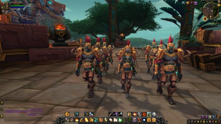 Image 32 : Test : WoW Battle For Azeroth, comparatif DX11 vs DX12, AMD vs NVIDIA