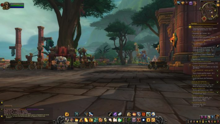 Image 8 : Test : WoW Battle For Azeroth, comparatif DX11 vs DX12, AMD vs NVIDIA