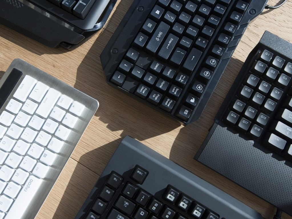Image 1 : Test de 7 claviers gaming QWERTY : des designs inédits !