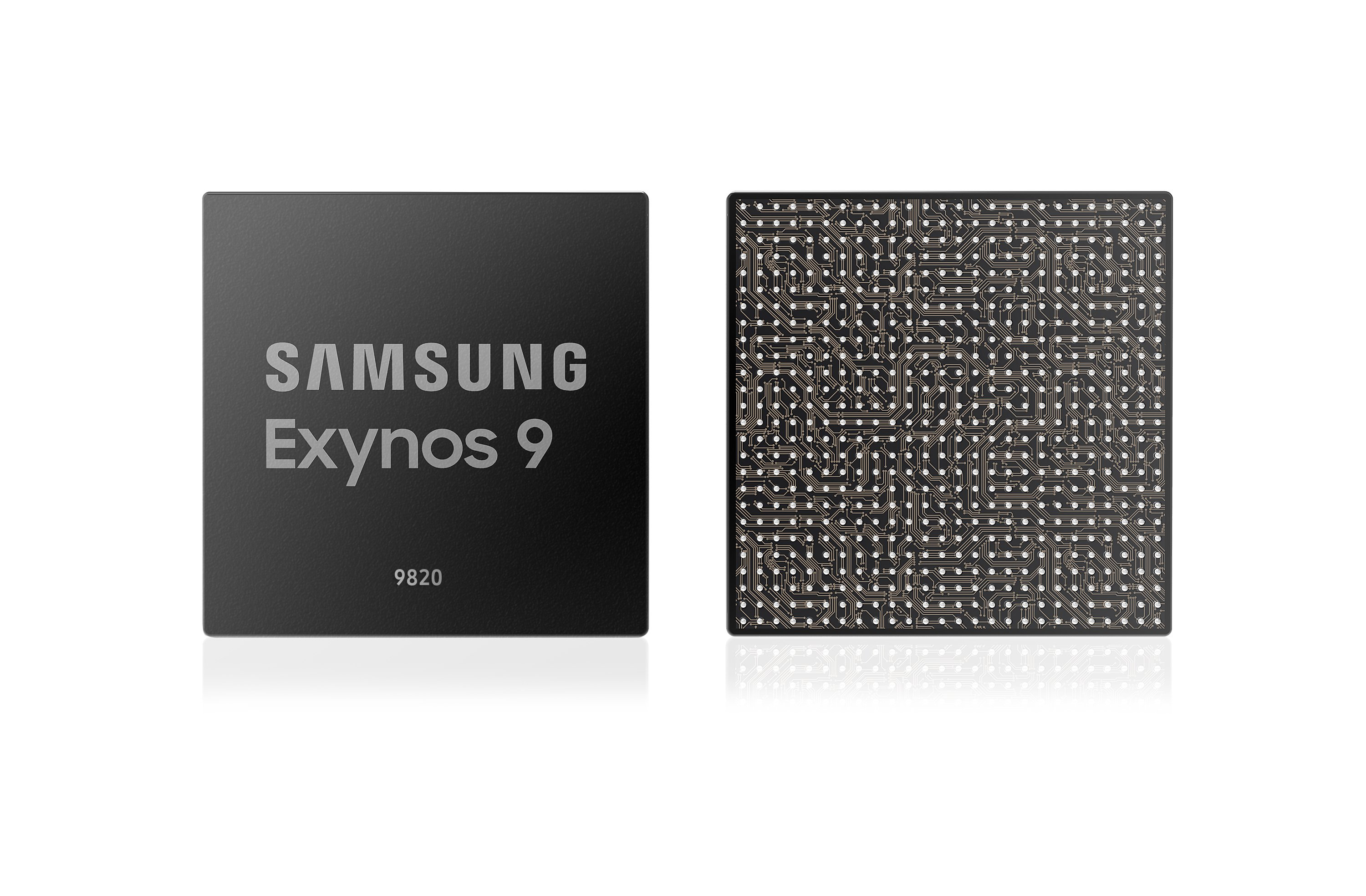 Image 2 : Samsung Exynos 9820 : 15% plus de performances multicoeurs