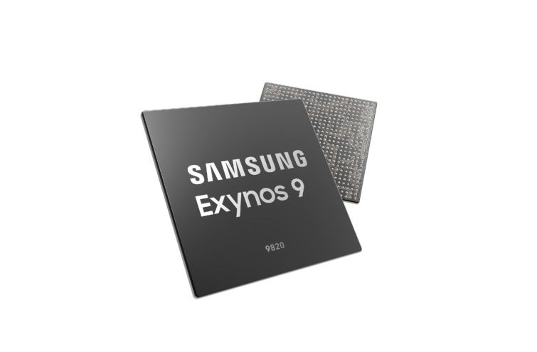 Image 1 : Samsung Exynos 9820 : 15% plus de performances multicoeurs