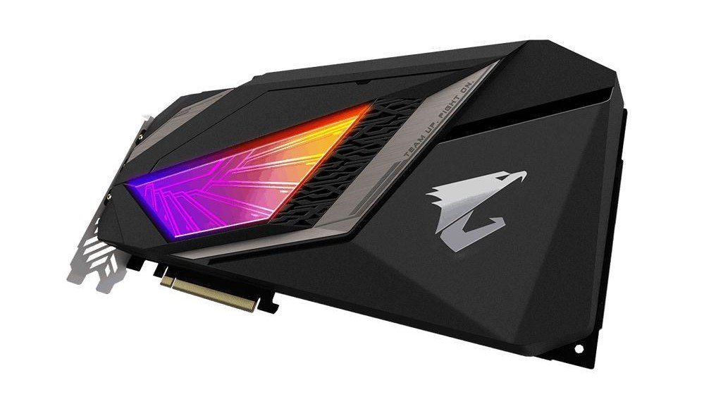 Image 1 : Aorus Xtreme Waterforce : des RTX avec watercooling AIO et waterblocks