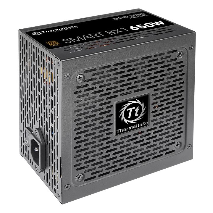 Image 3 : Thermaltake Smart BX1 : nouvelles alimentations 80 PLUS Bronze, de 450 à 750W