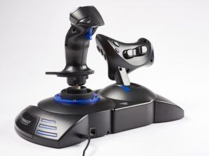 Image 3 : Thrustmaster T.Flight Hotas 4 : joystick officiel de Ace Combat 7