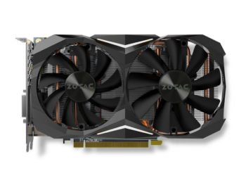 Image 1 : [Promo] La carte graphique Zotac GeForce GTX 1070 Ti Mini à 379 €