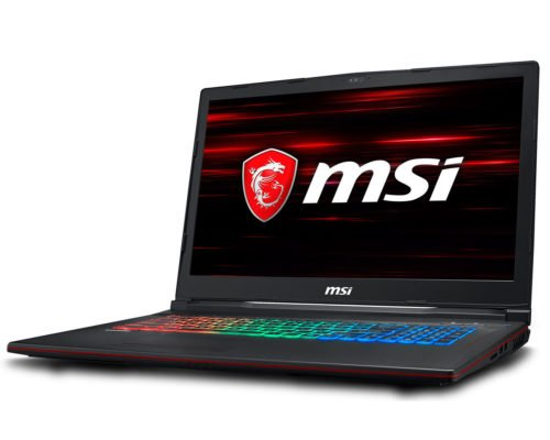 Image 1 : [Promo] Le PC portable MSI GP73 8RE-480XFR à 1150 €