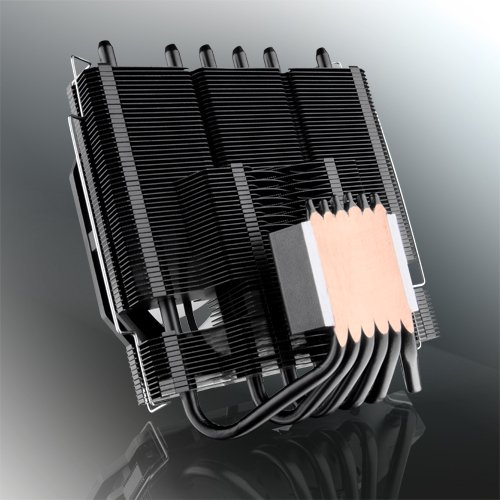 Image 4 : Raijintek relance son dissipateur CPU Pallas 120,  avec RGB et contact direct