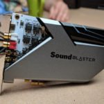 Sound BlasterX AE-9 : la carte son la plus évoluée de Creative, 300 dollars !