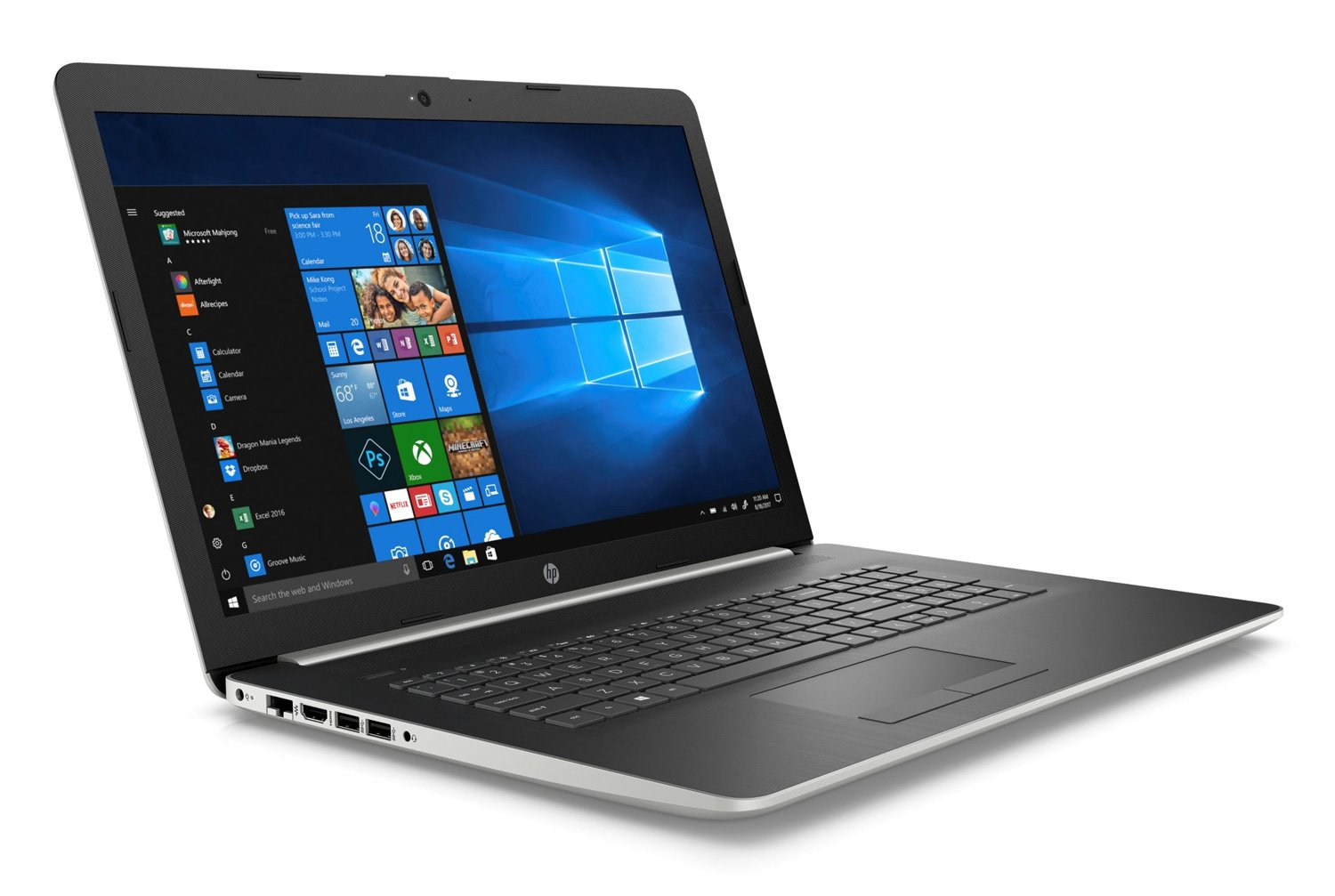 Image 1 : [Promo] Le notebook HP 17-BY0124NF à 600 €