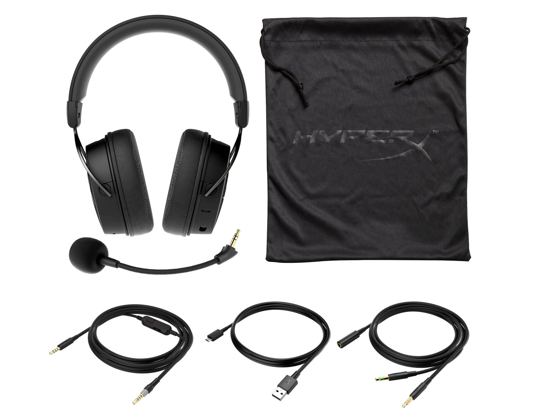 Image 14 : Mini Test : HyperX Cloud MIX, bon casque nomade Bluetooth et gaming filaire