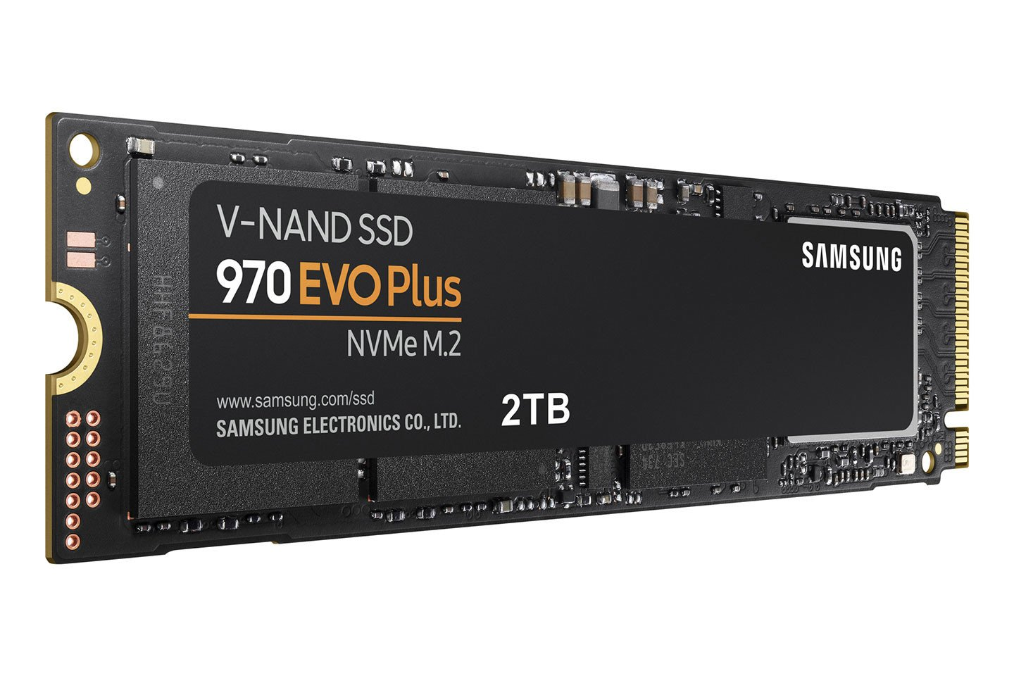 Image 1 : Samsung : un SSD EVO Plus pour plus de performances