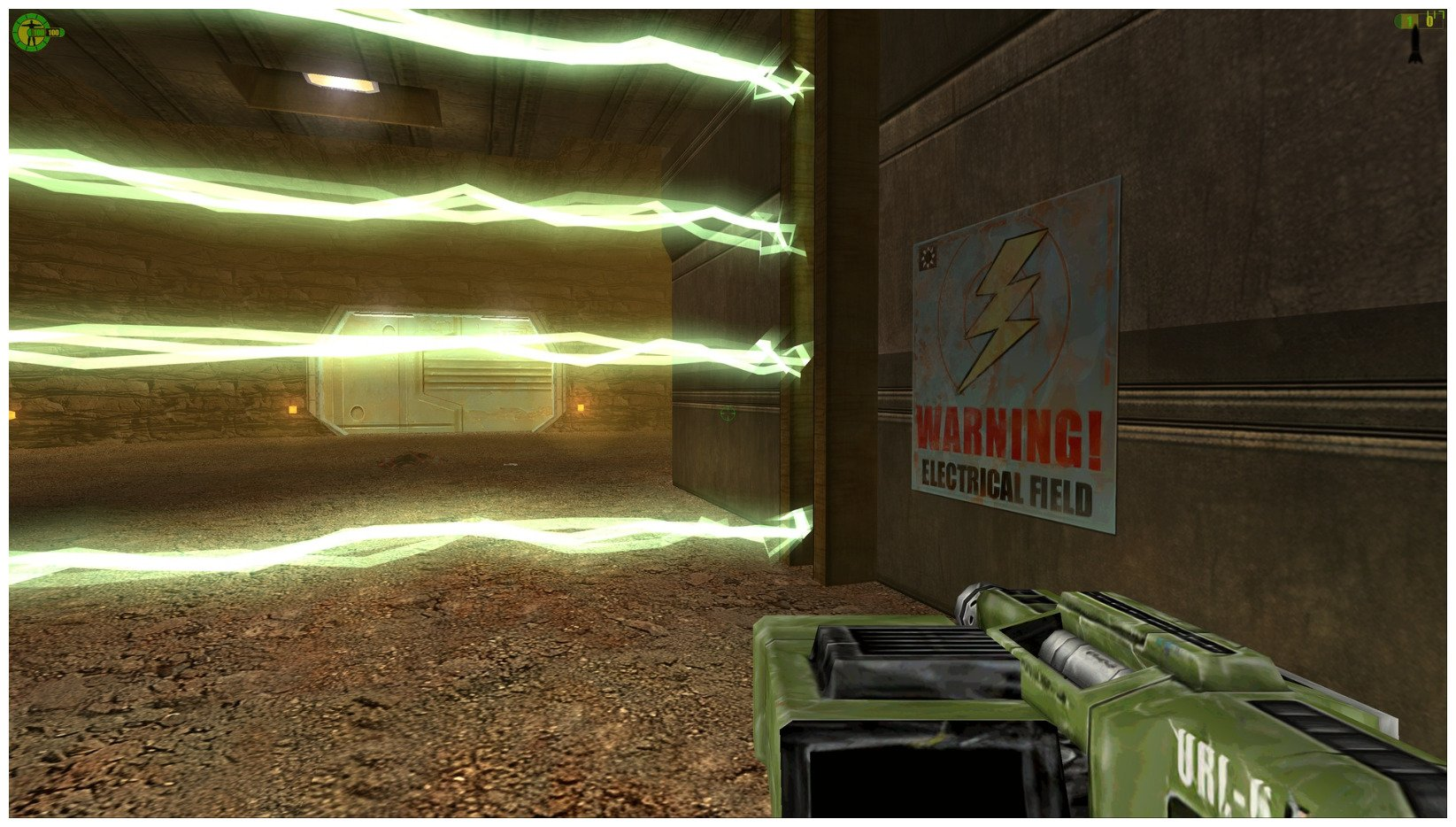 Image 11 : Red Faction transformé grâce à un pack de textures HD