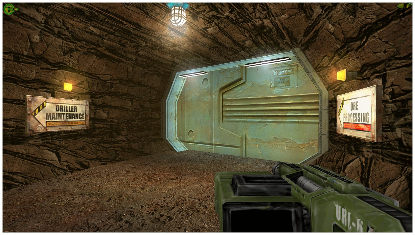 Image 4 : Red Faction transformé grâce à un pack de textures HD