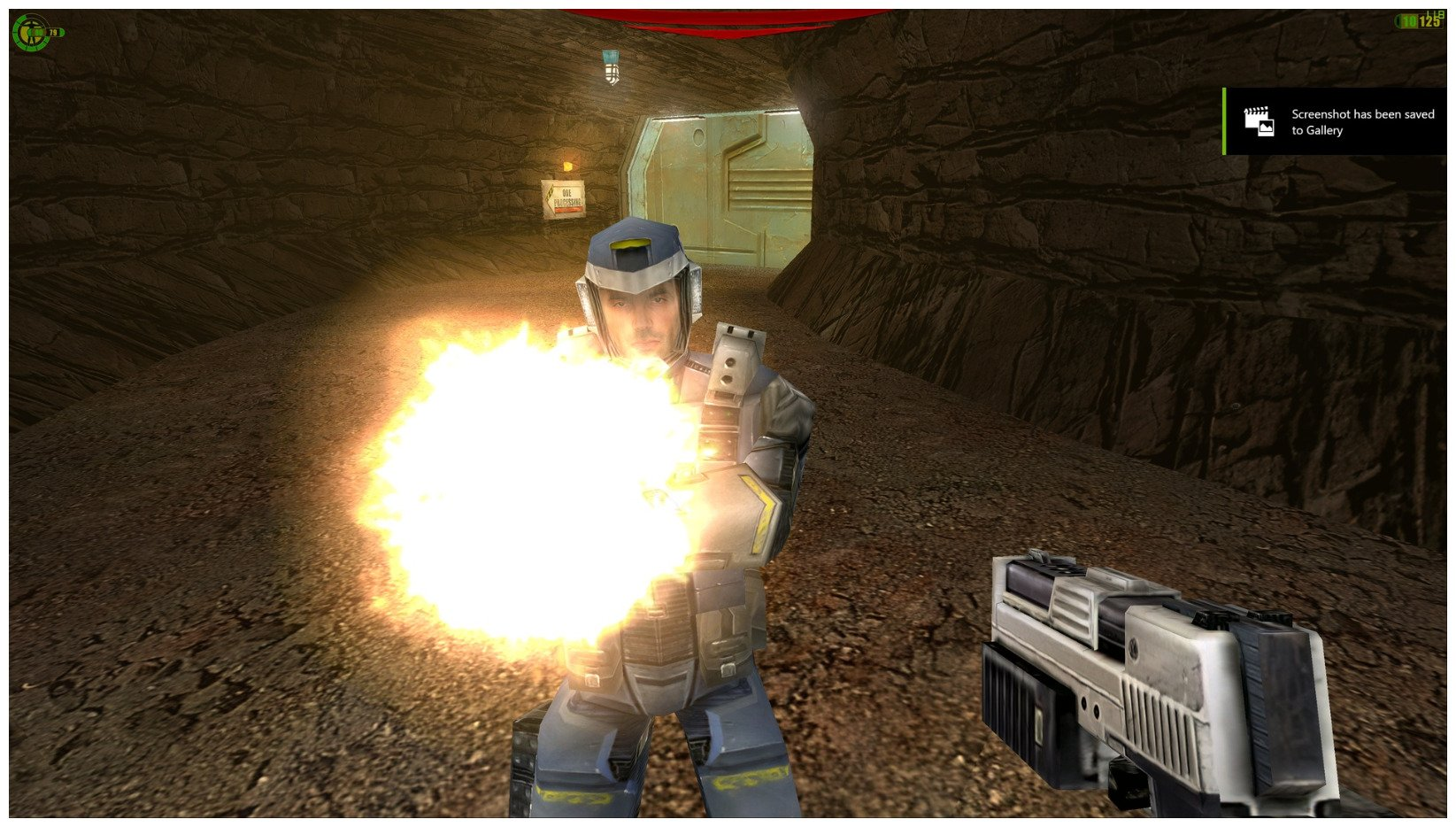 Image 5 : Red Faction transformé grâce à un pack de textures HD