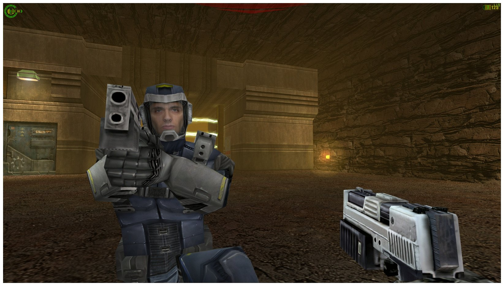 Image 7 : Red Faction transformé grâce à un pack de textures HD
