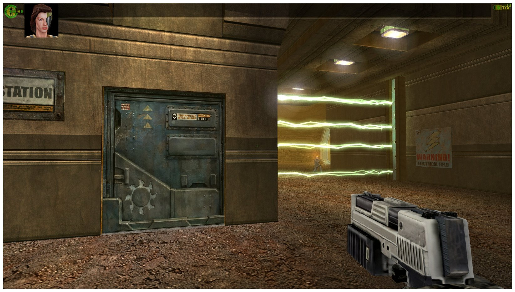 Image 8 : Red Faction transformé grâce à un pack de textures HD