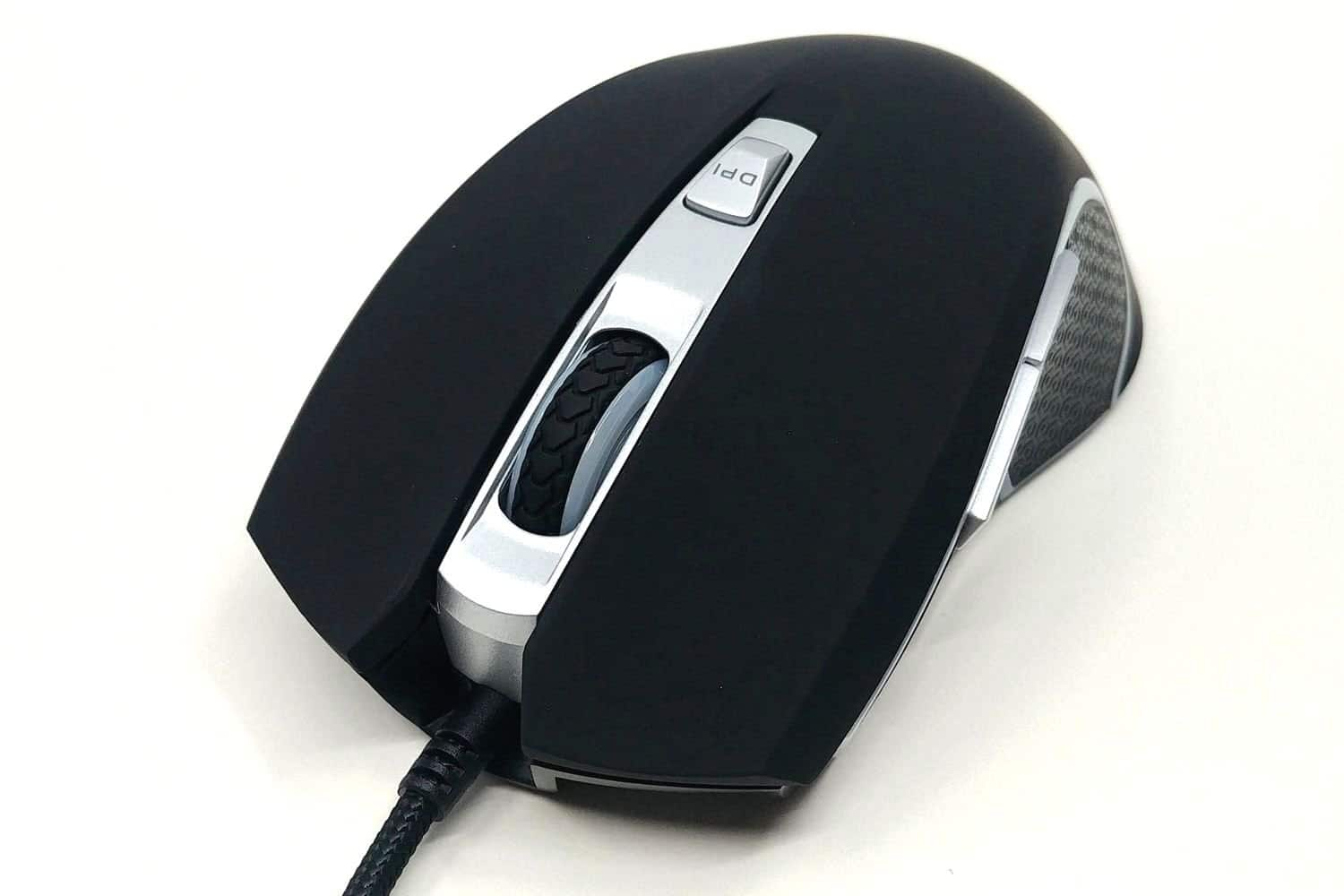 Image 3 : Mini Test : souris Steelplay SI-9011 du PC Gaming Pack, toute simple et agréable