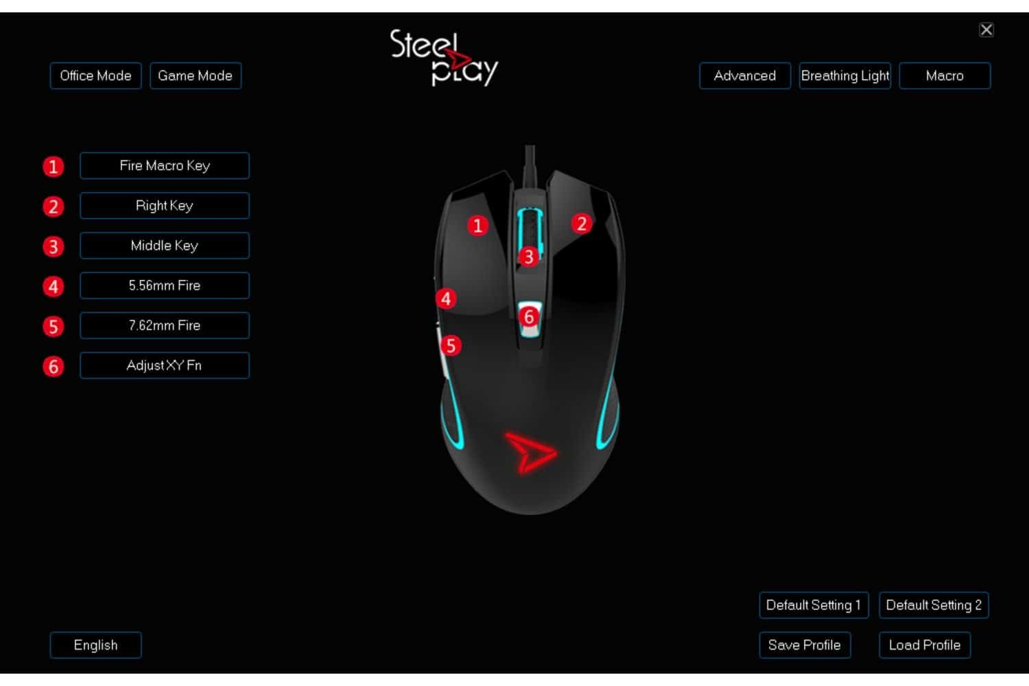 Image 8 : Mini Test : souris Steelplay SI-9011 du PC Gaming Pack, toute simple et agréable