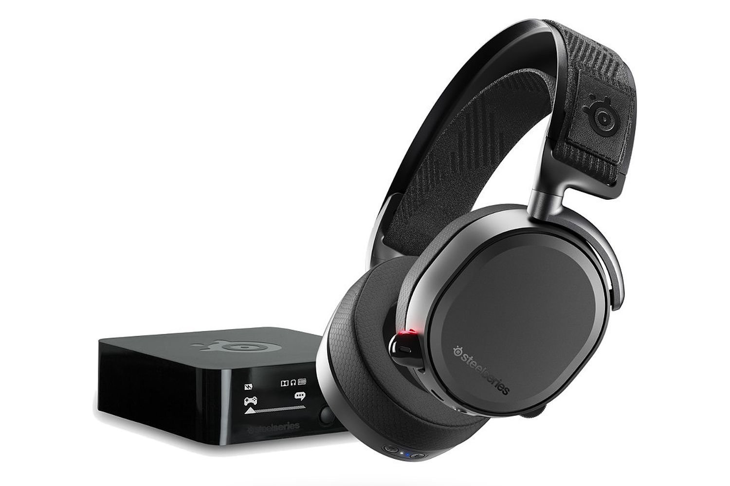Image 1 : Mini Test : casque SteelSeries Arctis Pro Wireless, le grand luxe pour vos oreilles