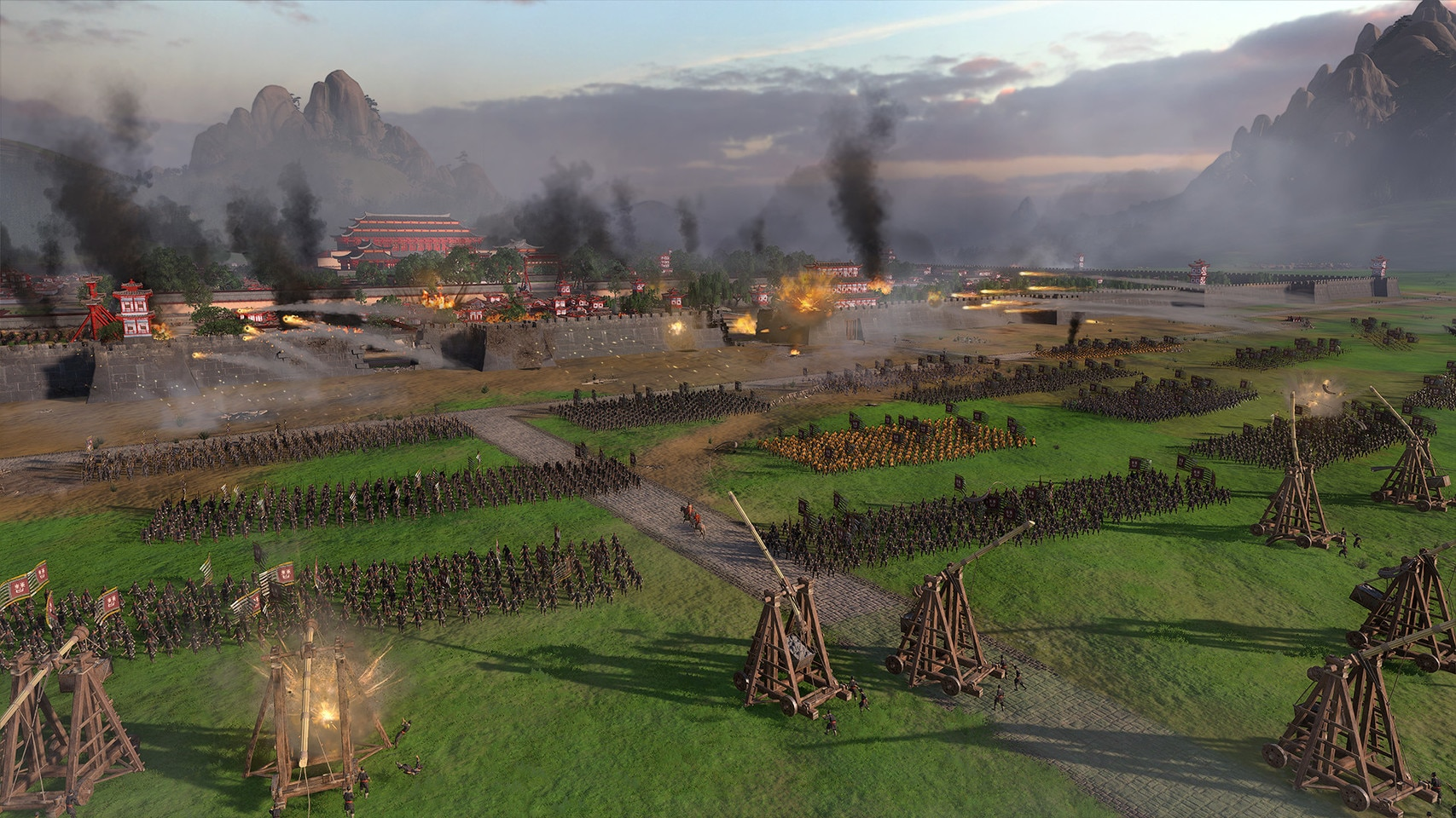 Image 2 : Total War : Three Kingdoms, les configurations dévoilées