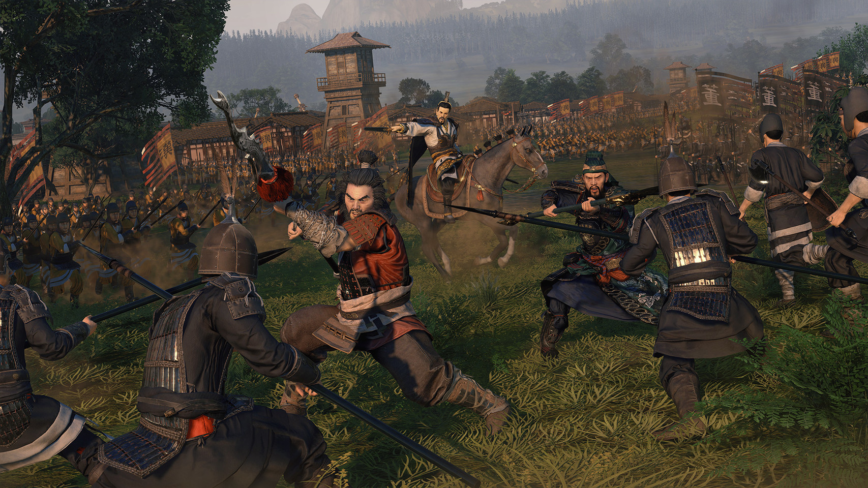 Image 3 : Total War : Three Kingdoms, les configurations dévoilées