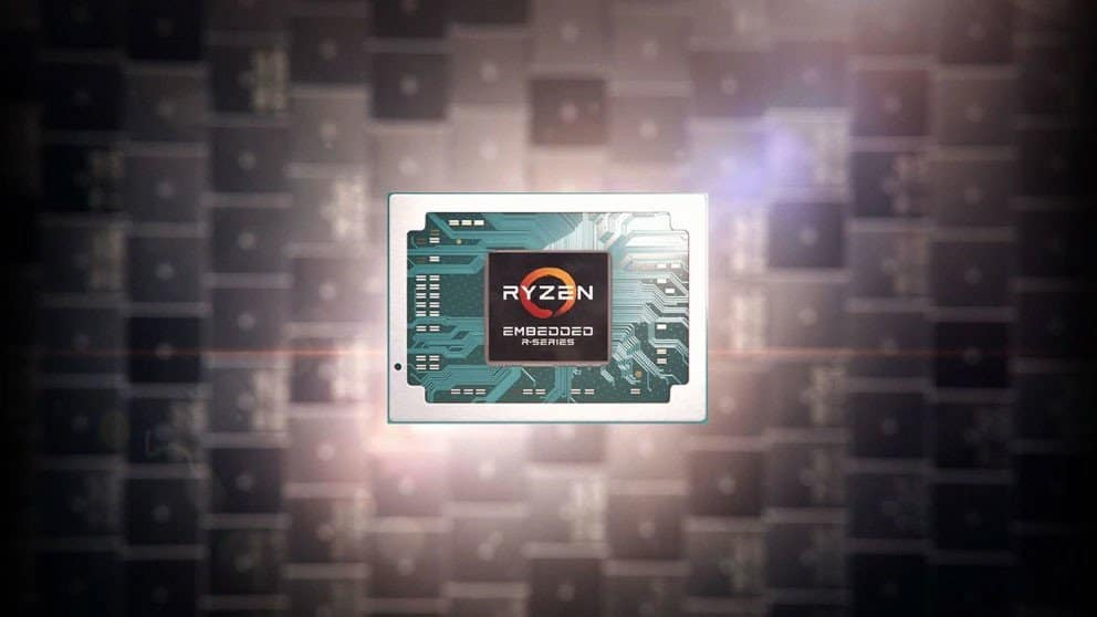 Image 1 : AMD R1000 Series, des SoC embarqués alliant Zen+ et Vega