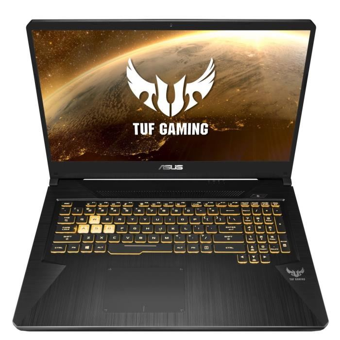 Image 1 : [Promo] Le PC portable gamer Asus TUF (GeForce GTX 1050 Ti) à 790 €