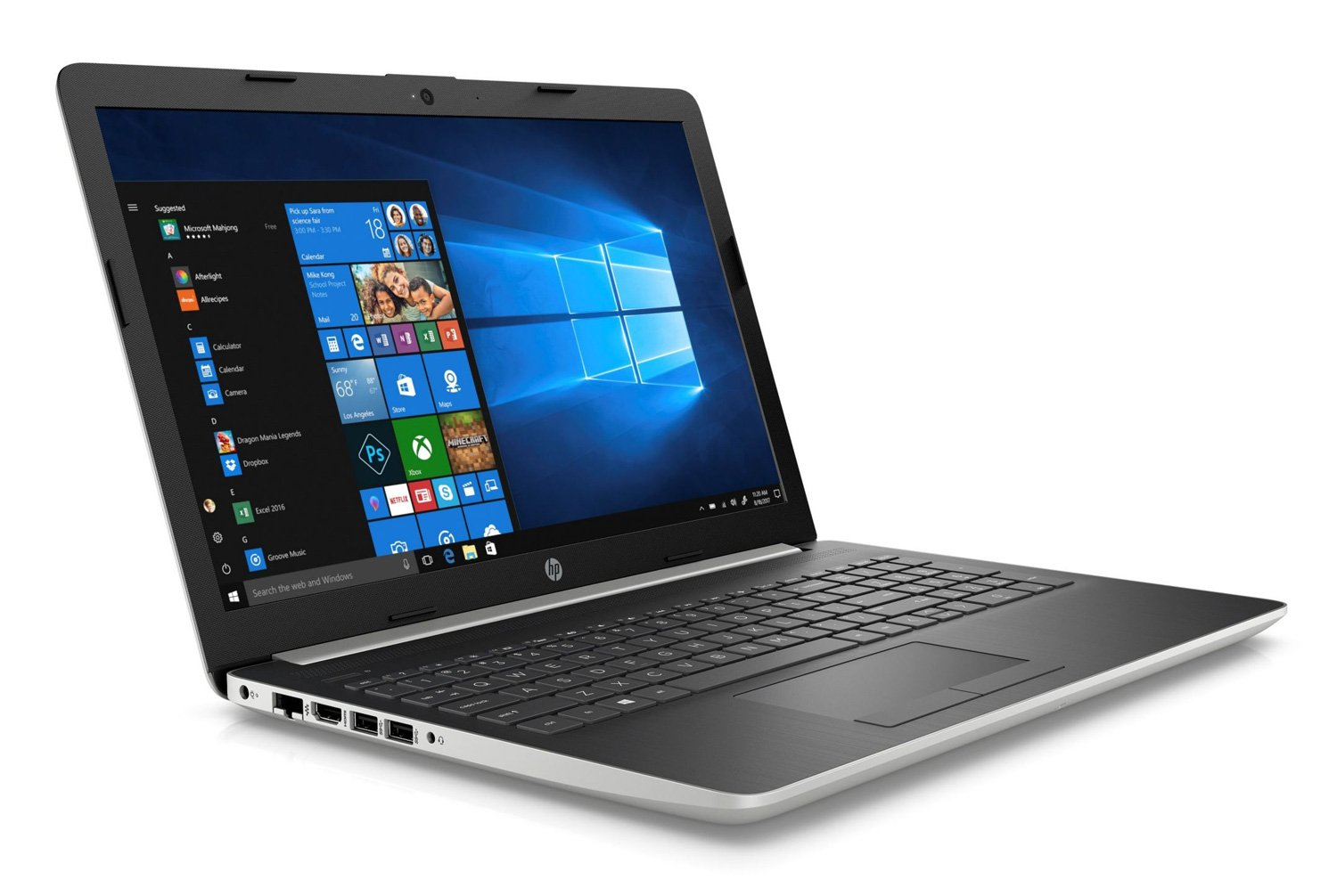 Image 1 : [Promo] Le notebook HP 15-db0011nf à 509 €
