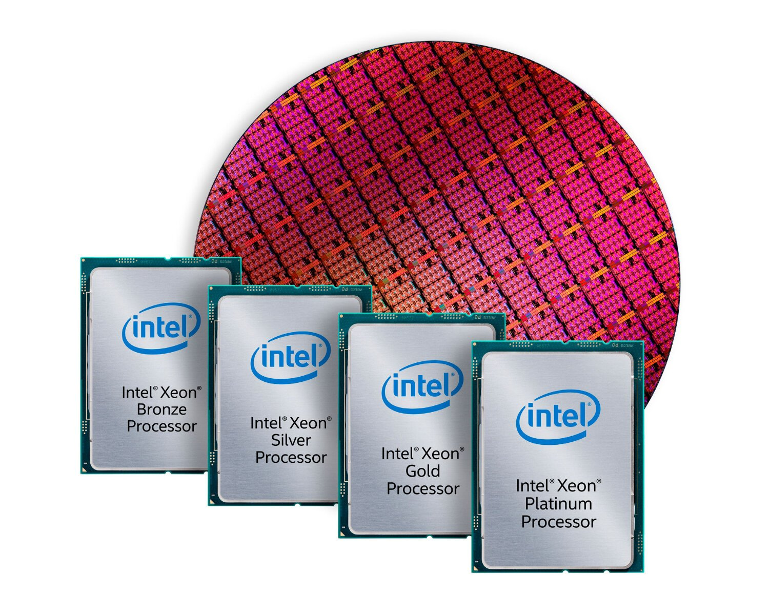 Image 1 : Intel poursuit son offensive contre AMD avec les Xeon Gold U-Series