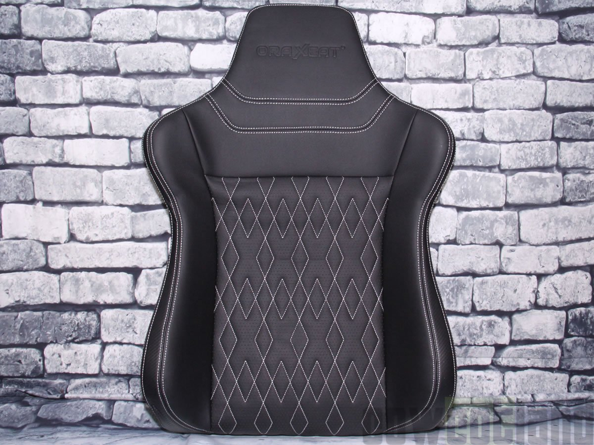 Image 1 : Test du fauteuil gaming Oraxeat XL800