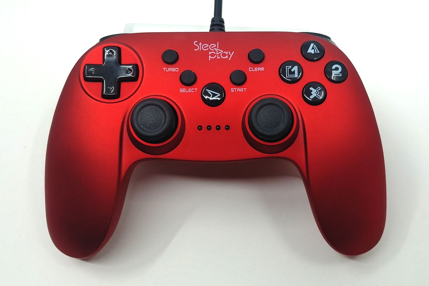 Image 1 : Mini Test : gamepad Steelplay Wired Controller, on excuse tout à 14 euros ?