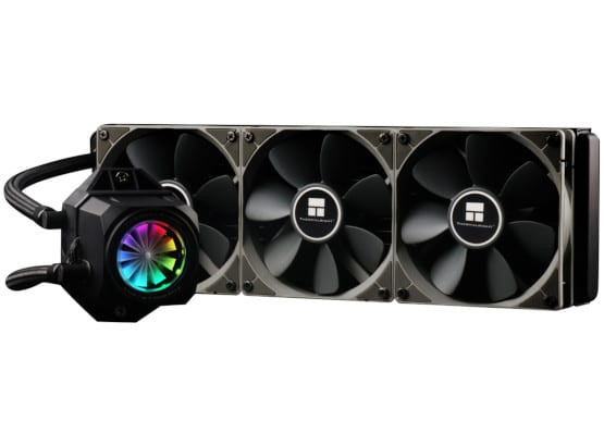 Image 1 : Thermalright Turbo Right : nouveaux watercooling AiO massifs en 240 et 360 mm