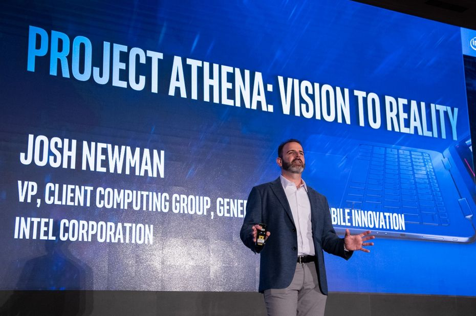Image 1 : Intel Project Athena : des ultrabooks plus autonomes, et des CPU 10 nm en juin