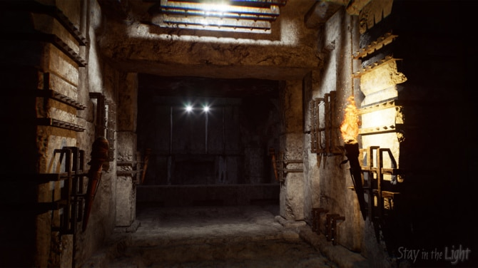 Image 1 : Vidéo : Stay in the Light, un FPS horrifique tout en ray tracing !