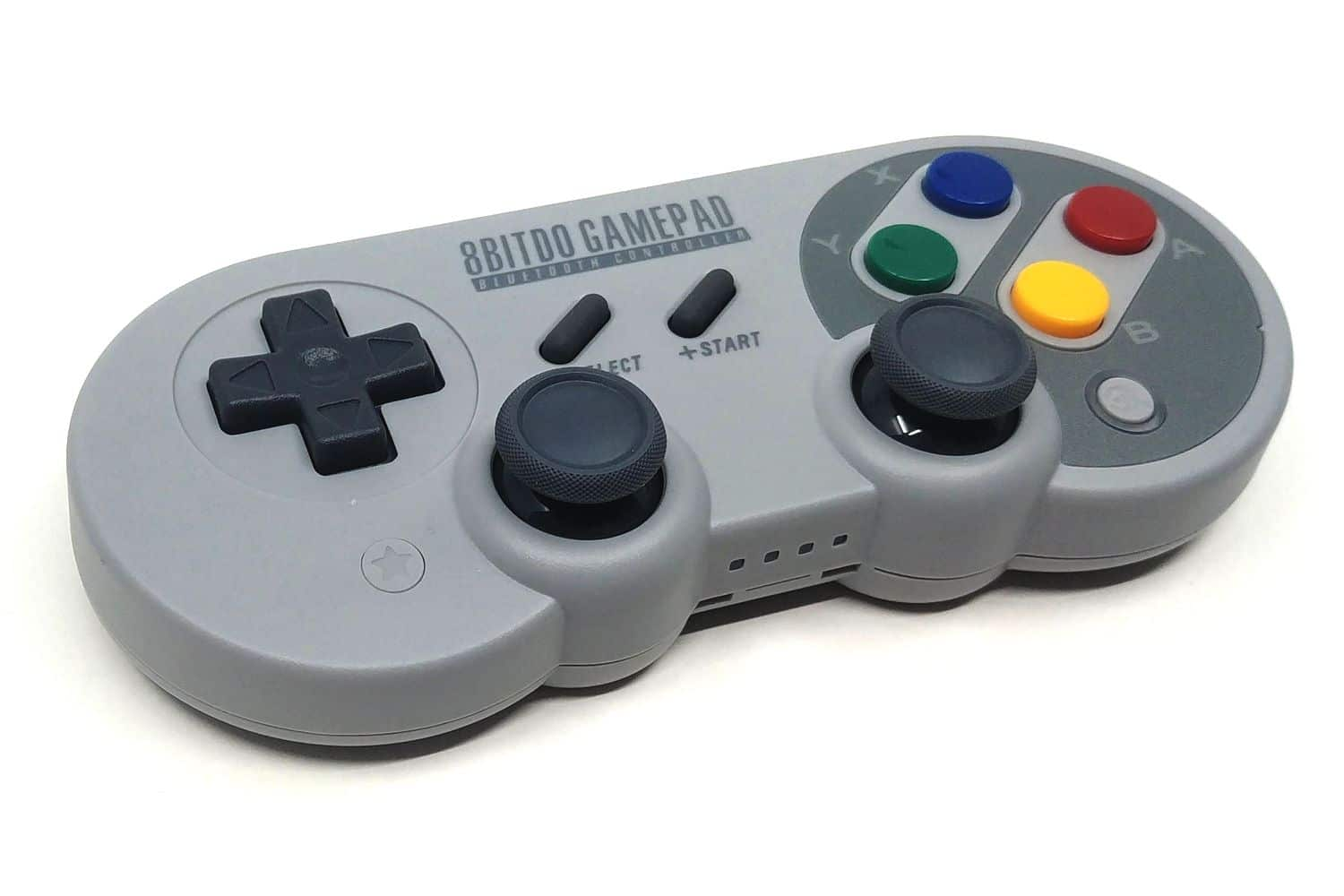 Image 2 : Mini Test : 8BitDo SF30 Pro, la manette SNES sublimée par les technos modernes