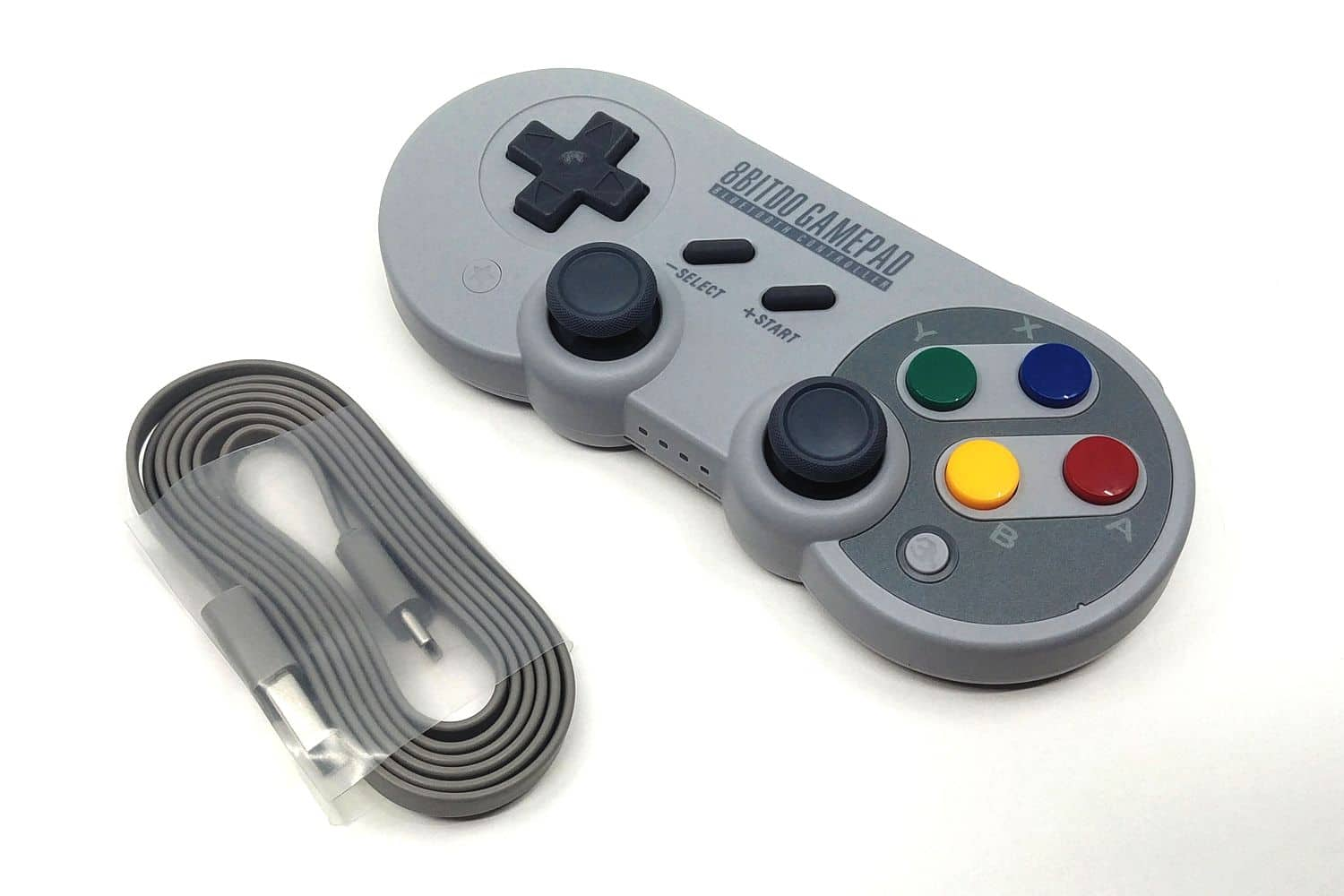 Image 7 : Mini Test : 8BitDo SF30 Pro, la manette SNES sublimée par les technos modernes