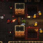 Jeu gratuit : Enter The Gungeon offert sur l'Epic Games Store