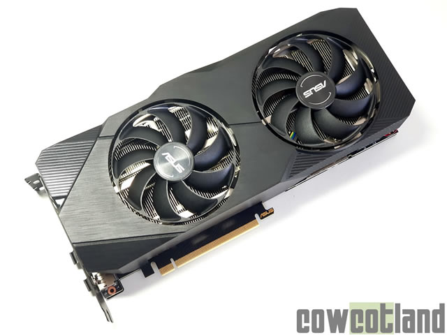 Image 1 : Test de la carte ASUS Geforce RTX 2070 Super Dual