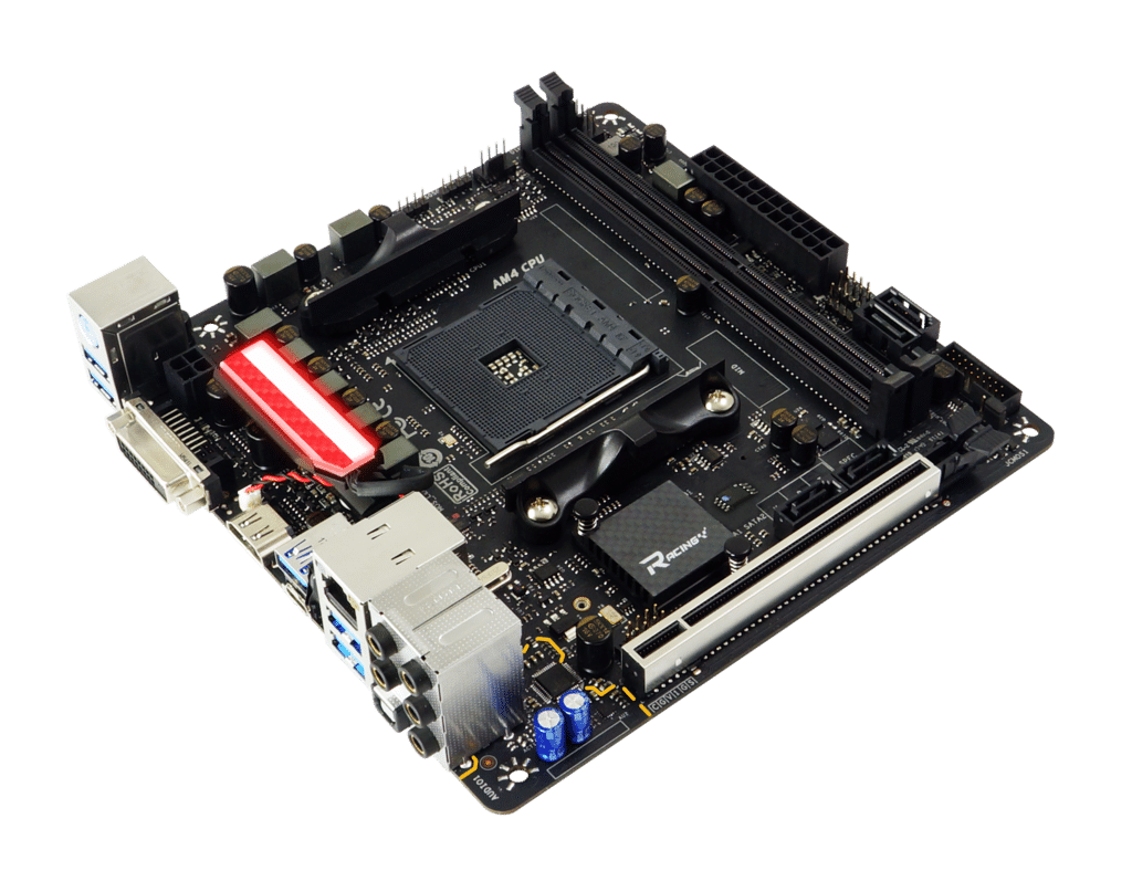 Image 1 : Biostar supporte officiellement le PCIe 4.0 sur 4 carte mères 400-Series