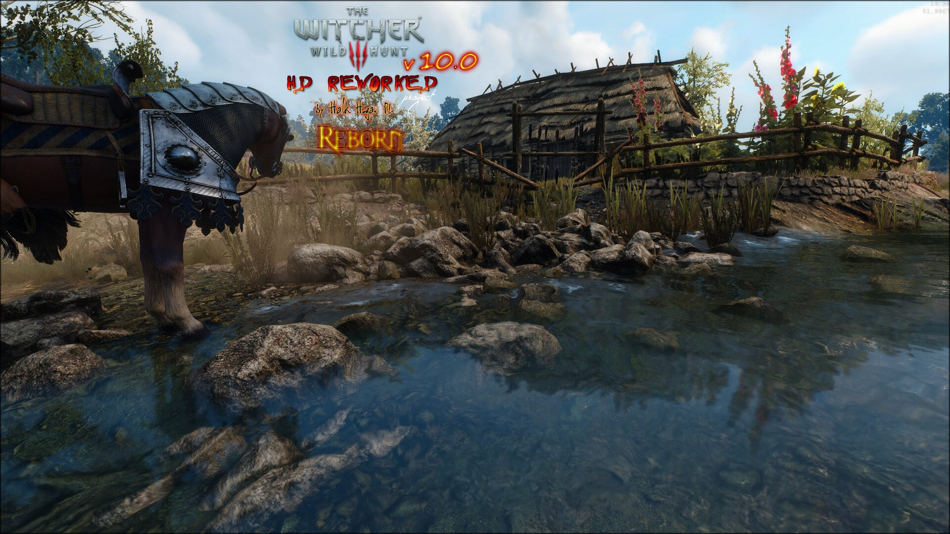 Image 10 : Vidéo : la version finale du mod HD Reworked Project pour The Witcher 3 est disponible !