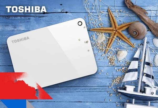 Image 3 : Toshiba : le disque dur externe Canvio Advance passe au 4 To