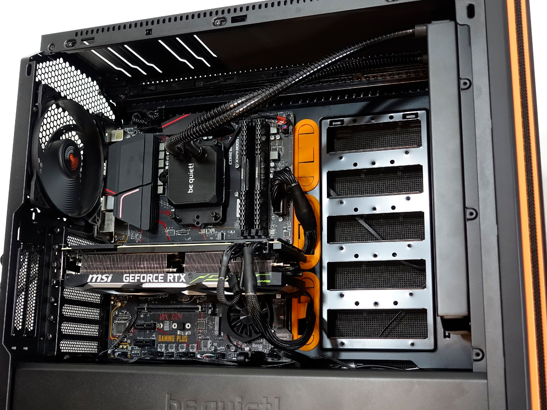 Image 14 : [MàJ] PC gaming Tom's Hardware : OC et guide d'optimisation X570 / 3600X