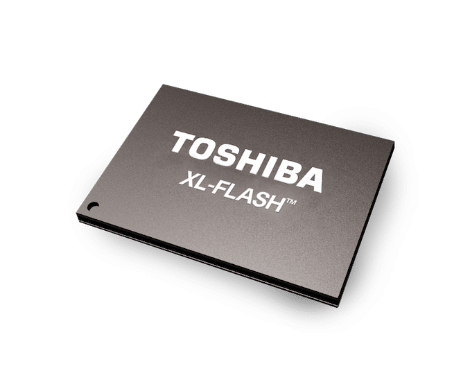 Image 1 : Toshiba : de la mémoire ultra-rapide XL-Flash disponible dès 2020