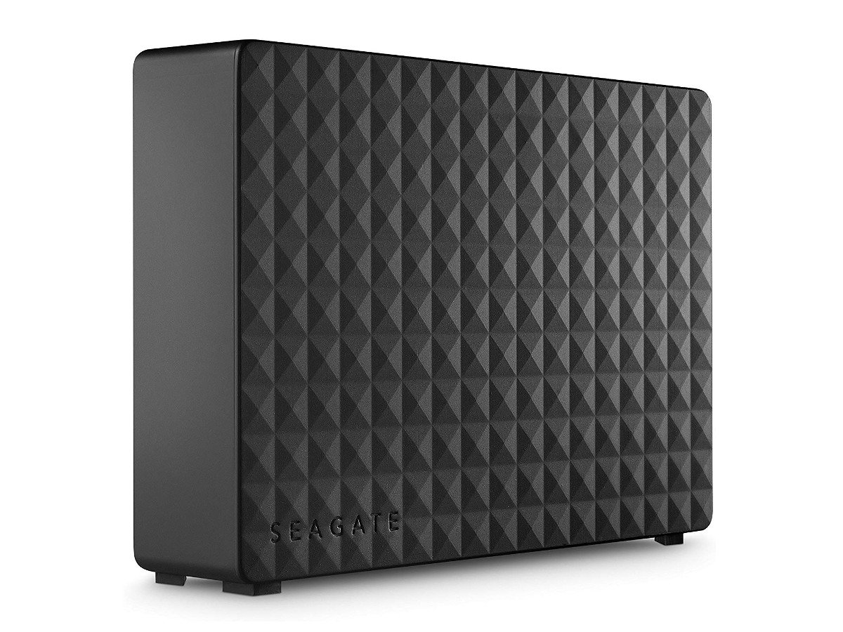 Image 1 : [Promo] Le disque dur Seagate Expansion Desktop 6 To à 106 €